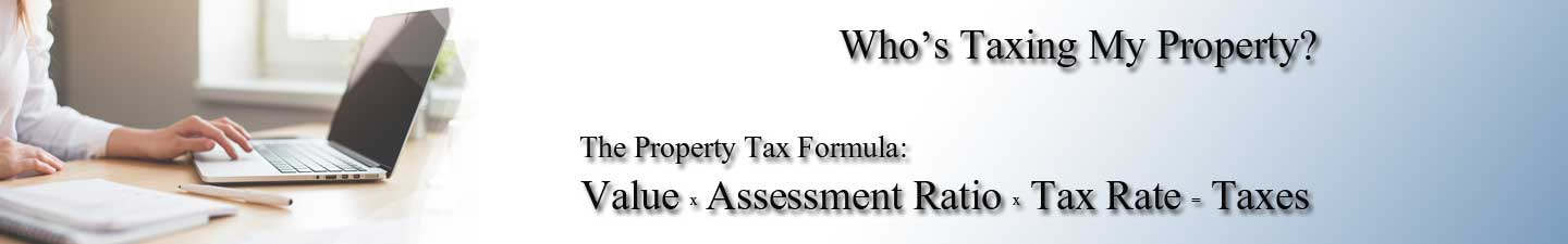 Who is Taxing My Property?